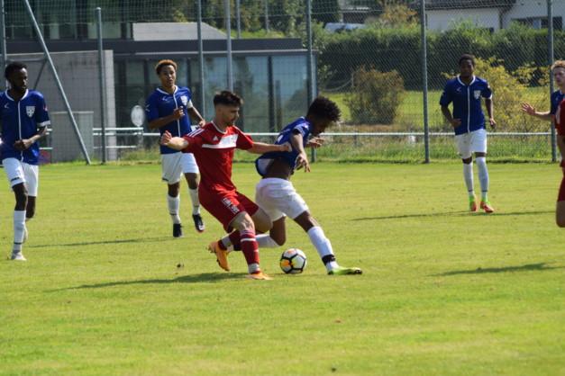 FC Blau-Weiss Erlenbach - Matchday