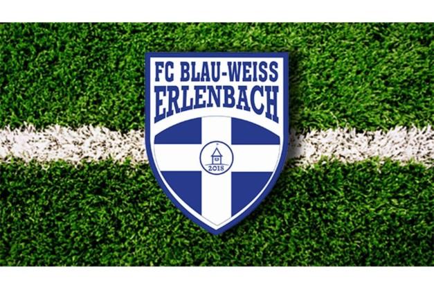 FC Blau-Weiss Erlenbach Wappen Fupanet