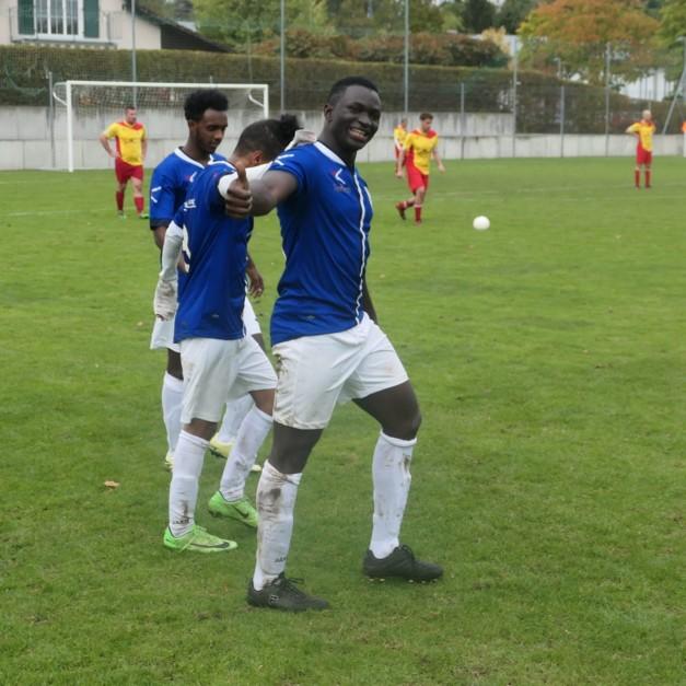 FC Blau-Weiss Erlenbach Amadou Krubally