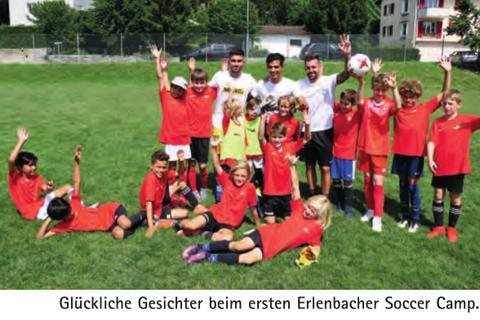 FC Blau-Weiss Erlenbach Kidscamp 2019