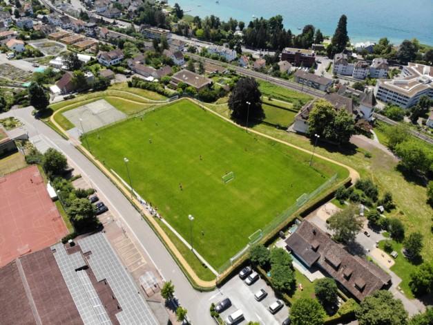 FC Blau-Weiss Erlenbach Sonnenfeld Richtung See