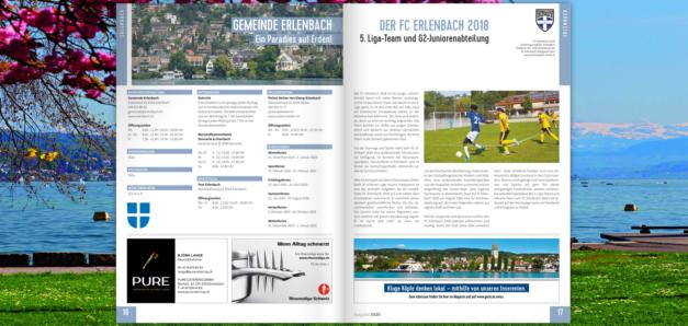 FC Blau-Weiss Erlenbach Vereinsinfo