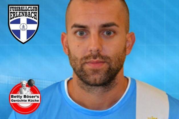 FC Blau-Weiss Erlenbach Raul Cabanas