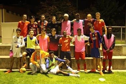 FC Blau-Weiss Erlenbach Team