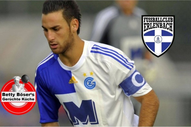FC Blau-Weiss Erlenbach Pascuale Sbarra